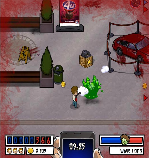 zombies ate my phone hacked cheats hacked free games