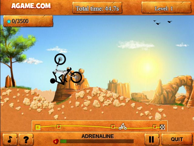 Stickman Downhill Hacked Cheats Hacked Free Games