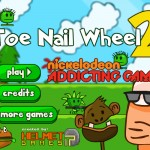 Toe Nail Wheel 2 Screenshot