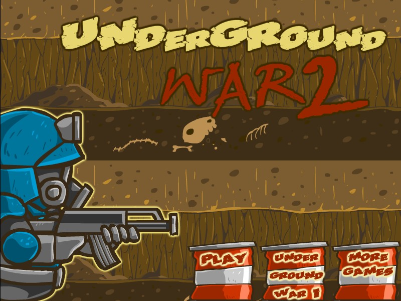 Underground War Screenshot