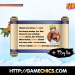 Naruto Dragons Battle Screenshot