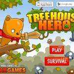 Treehouse Hero Screenshot