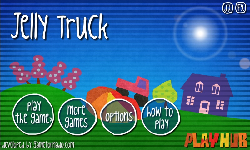 Jelly Truck Hacked (Cheats) - Hacked Free Games