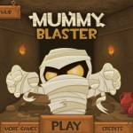 Mummy Blaster Screenshot