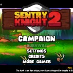 Sentry Knight 2 Screenshot