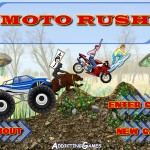 Moto Rush Screenshot