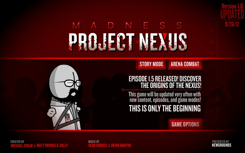 Madness: Project Nexus Hacked