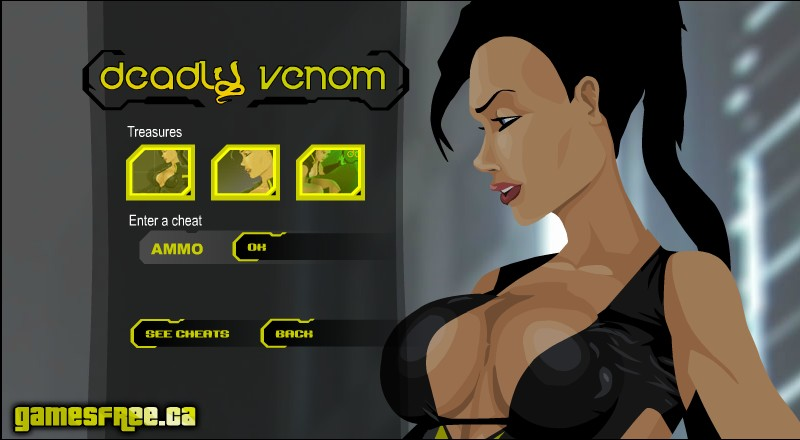 Deadly Venom Hacked Cheats Hacked Free Games
