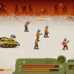 Tank Rage in Zombie City Screenshot