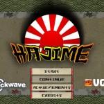 Hajime Screenshot