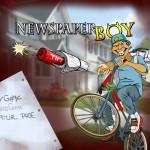 Newspaper Boy Screenshot