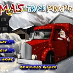 Xmas Truck Parking Screenshot