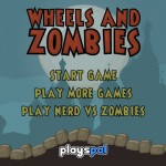 Wheels and Zombies Screenshot