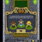 Min-Hero: Tower of Sages Screenshot
