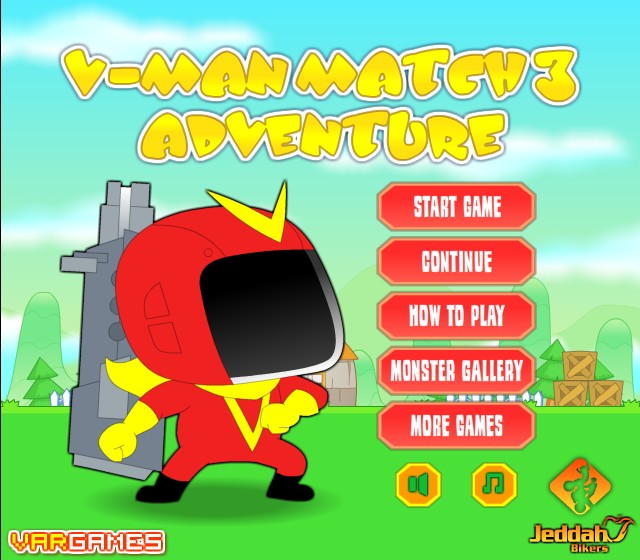 match 3 adventure games online