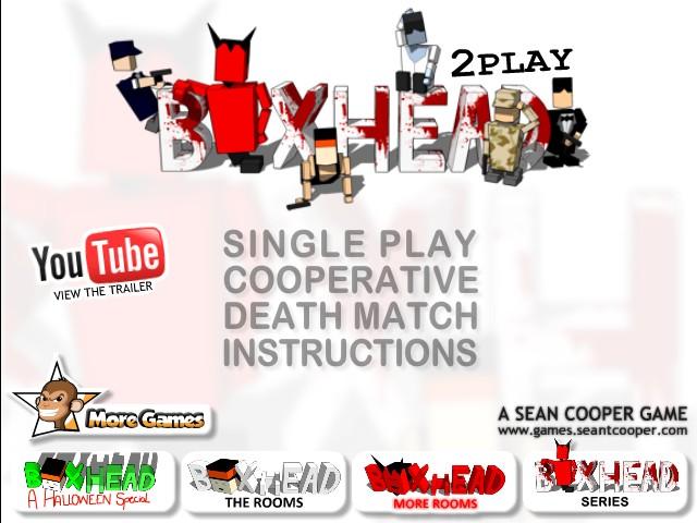 crazymonkeygames free internet games boxhead 2play