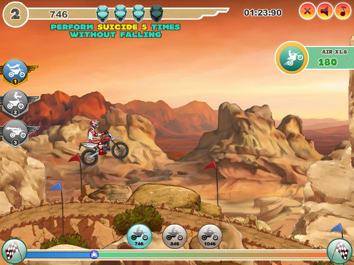 Motocross air hacked cheats hacked free games