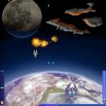 Defender of the Galaxy Screenshot
