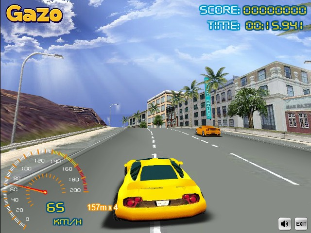 Gazo Car Racing Games