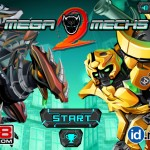 Mega Mechs 2 Screenshot