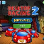 Desktop Racing 2 Screenshot