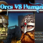 Orcs vs Humans Screenshot