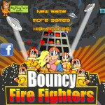 Bouncy Fire Fighters Screenshot