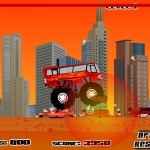 Monster Truck Destroyer Screenshot