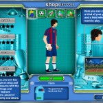 Football Tennis Gold Master Screenshot
