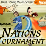 Avatar: Four Nations Tournament Screenshot