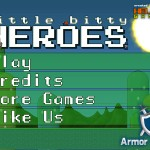 Little Bitty Heroes Screenshot