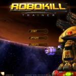 Robokill Trainer Screenshot