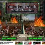 American Tank Zombie Invasion Screenshot