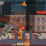 Sharkosaur Attack Screenshot