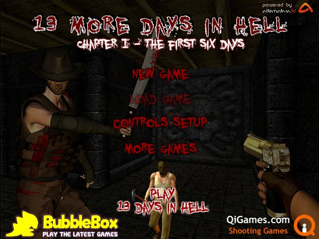 13 More Days in Hell | Addicting Games