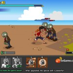 One Piece Vs Zombies Screenshot
