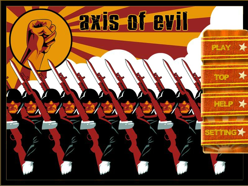 the axis of evil is the The us charges iran with sponsoring terrorism, pursuing weapons of mass destruction, exerting a destabilizing influence in western afghanistan, and possibly harboring al qaeda fugitives.