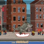 Sharkosaur Attack Screenshot