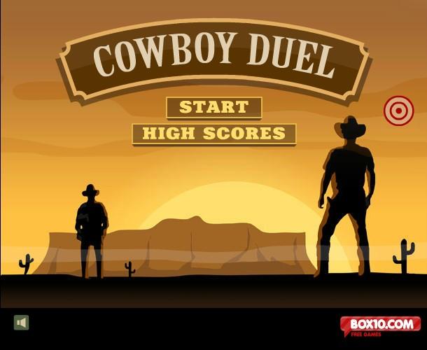 cowboy duel games
