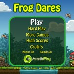 Frog Dares Screenshot