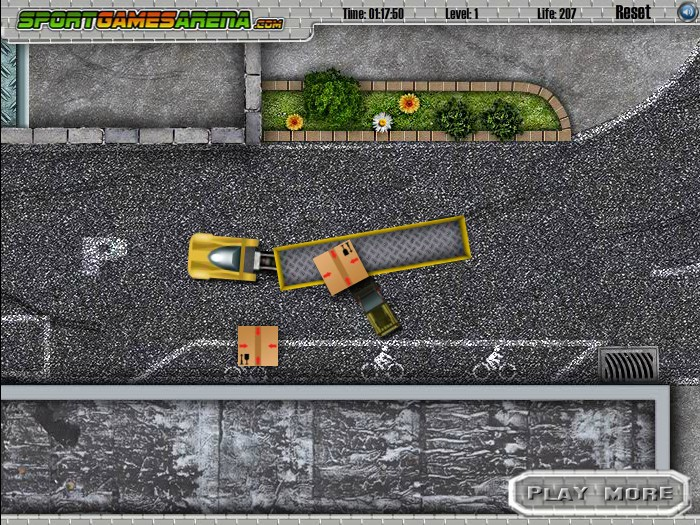 Car Driving Games >> Big Truck Parking Pro Hacked (Cheats) - Hacked Free Games