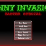 Bunny Invasion: Easter Special Screenshot