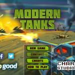Modern Tanks Screenshot