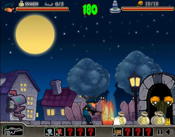 Zombie trapper hacked cheats hacked free games