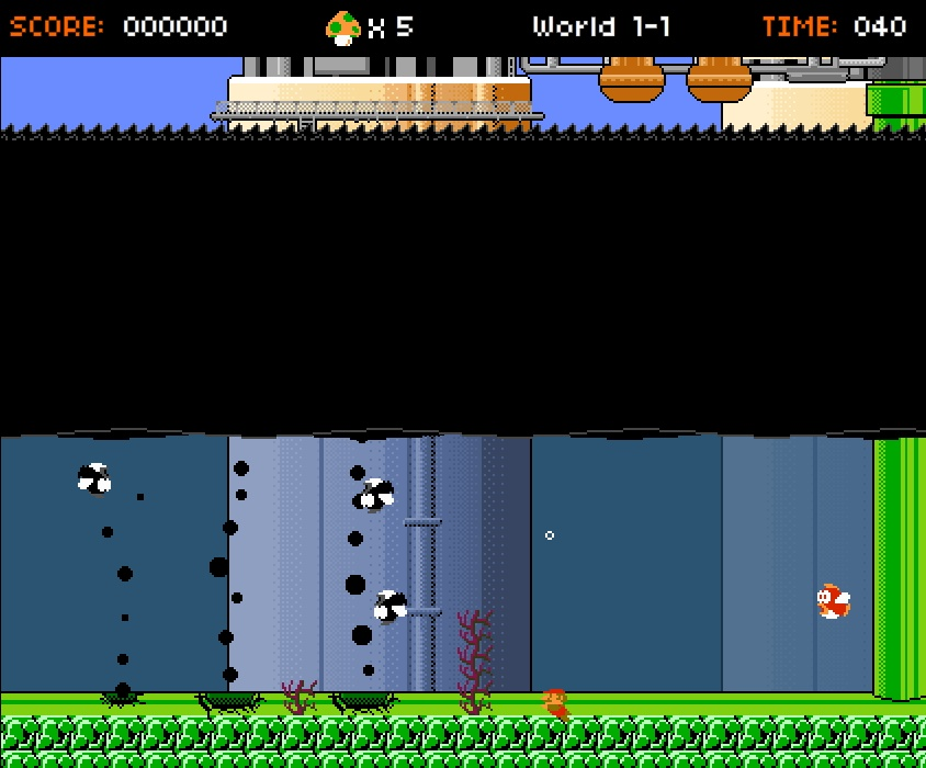 Super Mario BP Oil Spill Hacked (Cheats) - Hacked Free Games