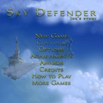 Sky Defender: Joe`s Story Screenshot