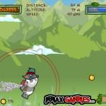 Jetpack Panda Screenshot