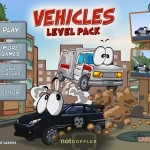 Vehicles Level Pack Screenshot