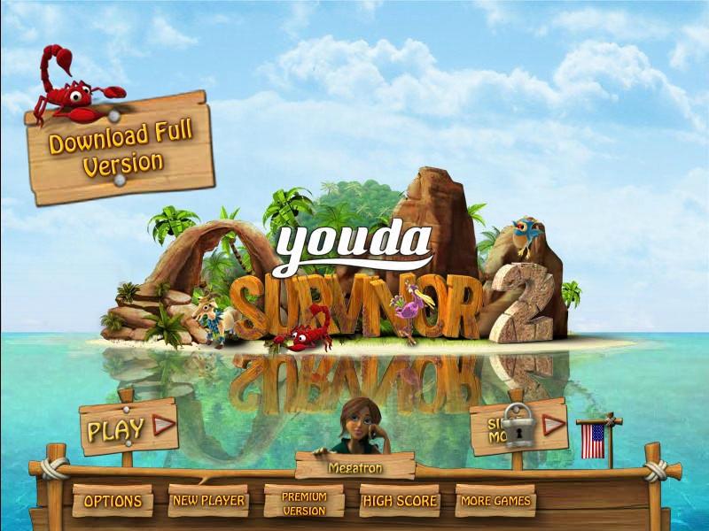 Youda Survivor 2 Hacked (Cheats) - Hacked Free Games