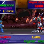 Megaman X Virus Mission Screenshot